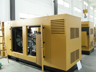 880kva Perkins Silent Diesel Generator Low Fuel Consumption Easy Operation