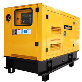 AC Alternator Type 45kva Genset Diesel Generator 50kva With Genuine UK Engine 1103A - 33TAG1